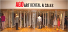 Art Gallery of Ontario -- Art Rental + Sales Gallery