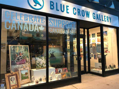 Blue Crow Gallery